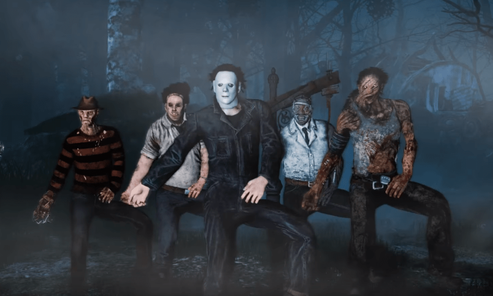 """Horror Icons Do the """"Thriller"""" Dance in Fan's Hilarious"""