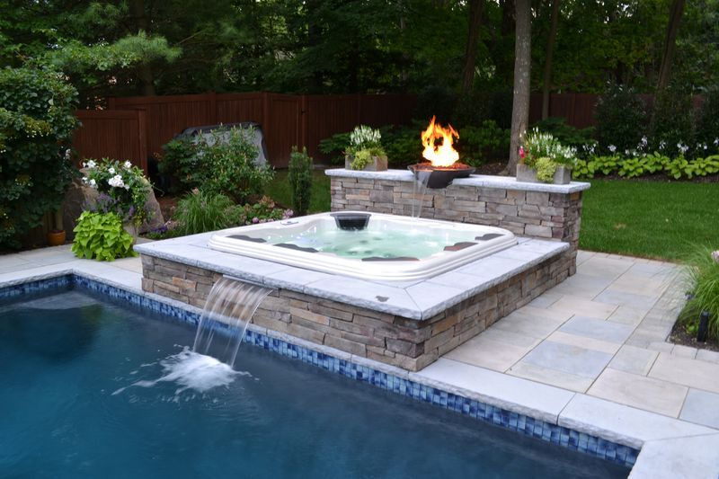 Are You Thinking Of Adding A Spa To Your Pool In 2019