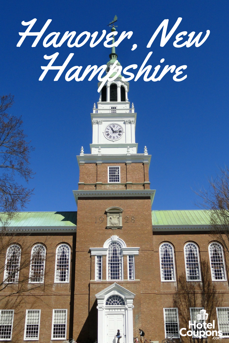 Visiting Hanover, New Hampshire Online college courses