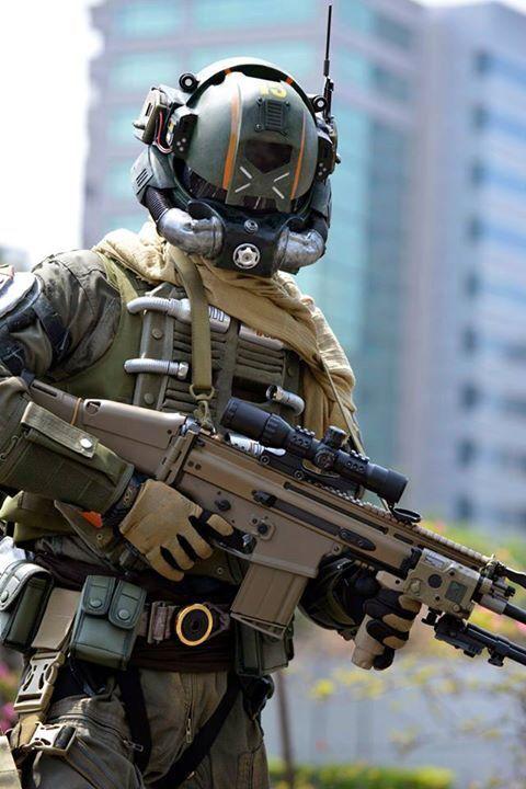 Titan Pilot   Sci fi armor, Futuristic armour, Future soldier