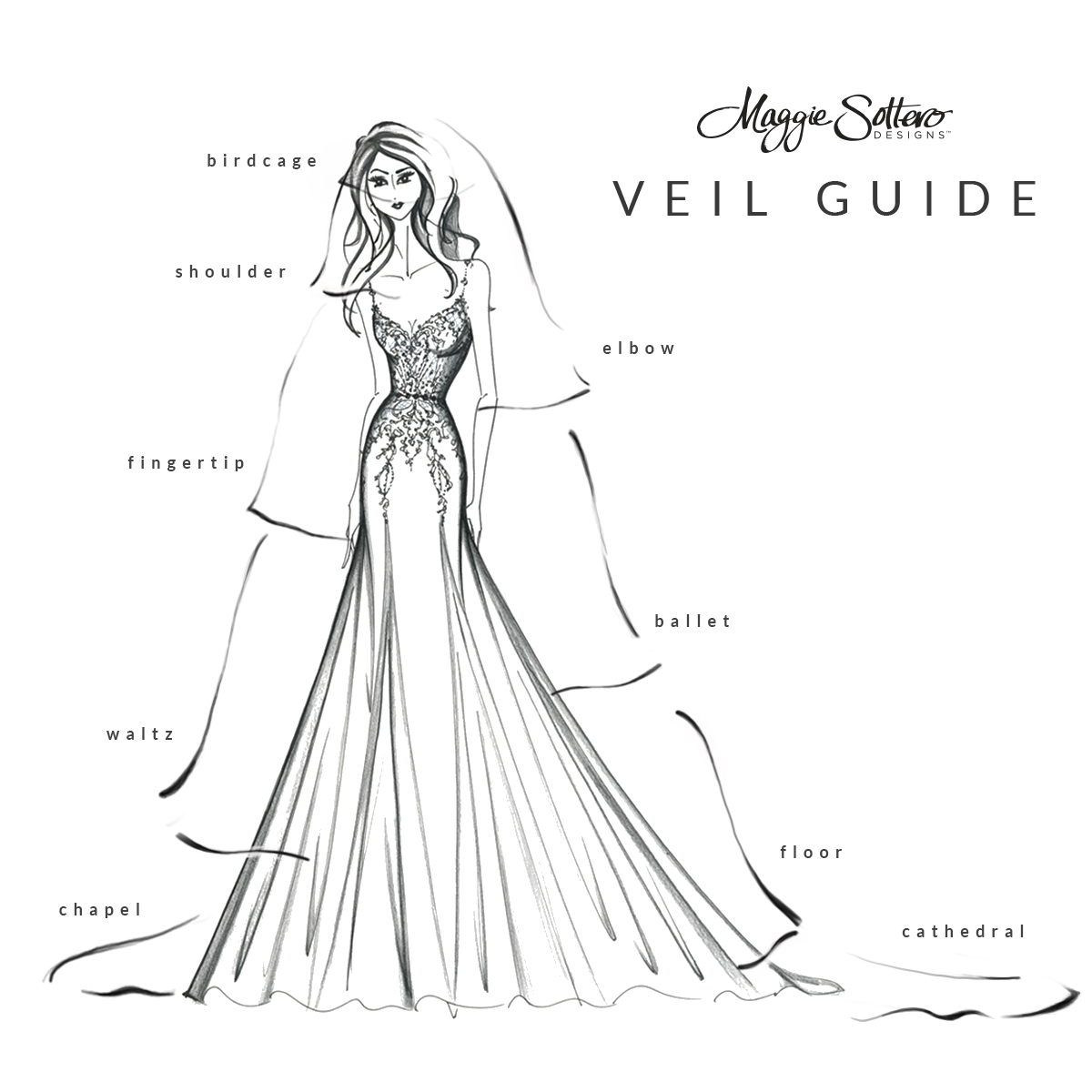 39 Stunning Wedding Veil Headpiece Ideas For Your 2016: Veiled Intentions: Picking A Perfect Veil