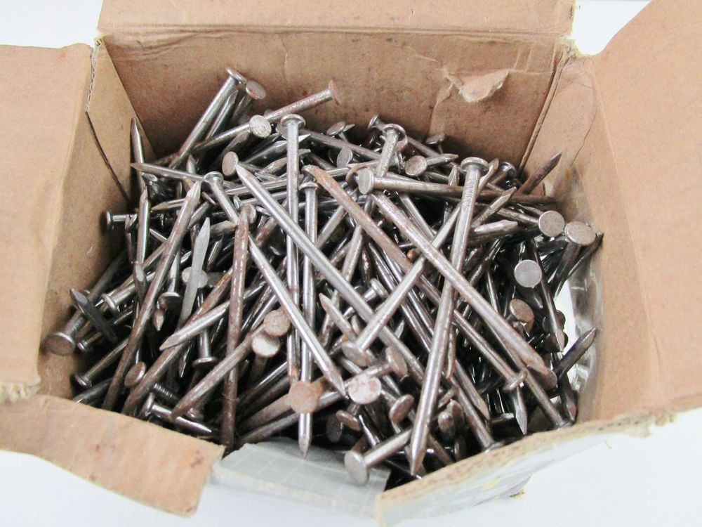 Pro Fit 3 And 3 1 4 12d Carpenter Common Framing Nails 5 Lb Mixed Open Box Profit Framing Nails Nails Box