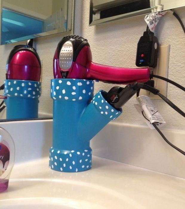20 trucos para organizar tu cuarto de baño (con imágenes ...