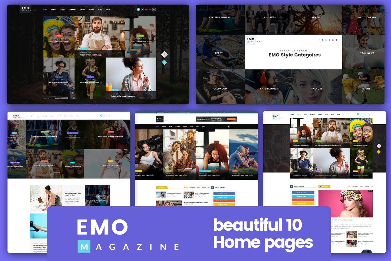 Emo website