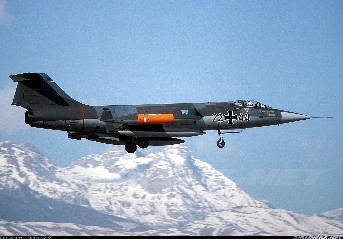 Lockheed (Messerschmitt) F-104G Starfighter