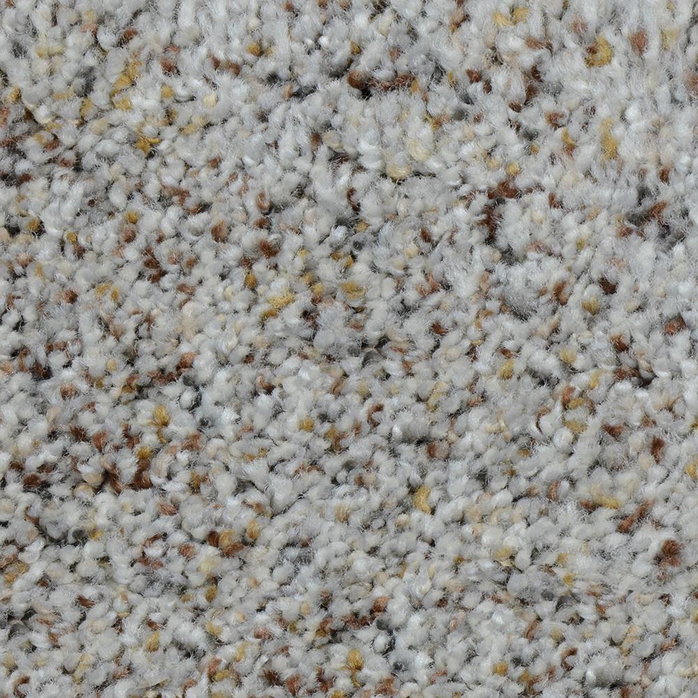 Carpet Sample - Beach Club II - Color Garner Texture 8 in. x 8 in.