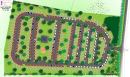 Bulldog Park A Luxury Rv Park In Athens Ga Site Map Rv Parks Luxury Rv Park