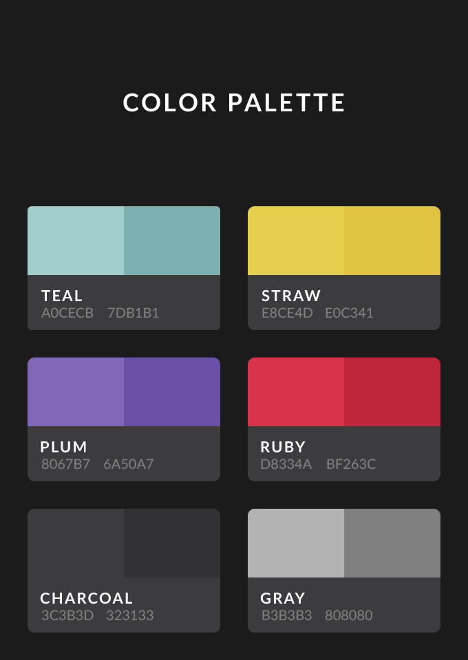 Aves ui kit color palette fullview2x colors pinterest cores aves ui kit color palette fullview2xg by erigon ccuart Image collections