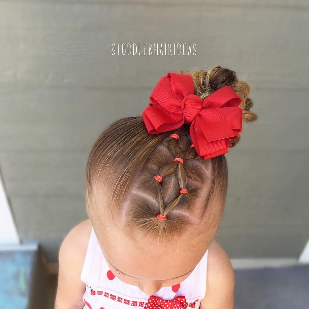 See this instagram photo by toddlerhairideas u likes peinados