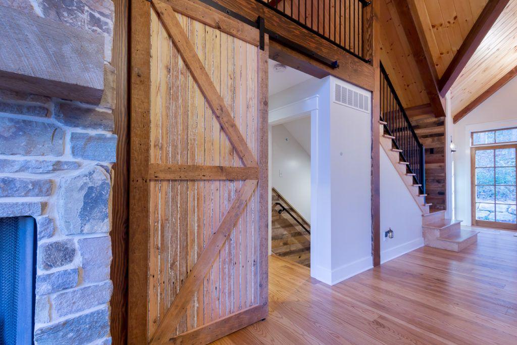 Custom Barn Door in Downing