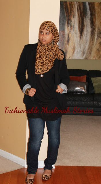 Fashionable Muslimah Stories: outfit