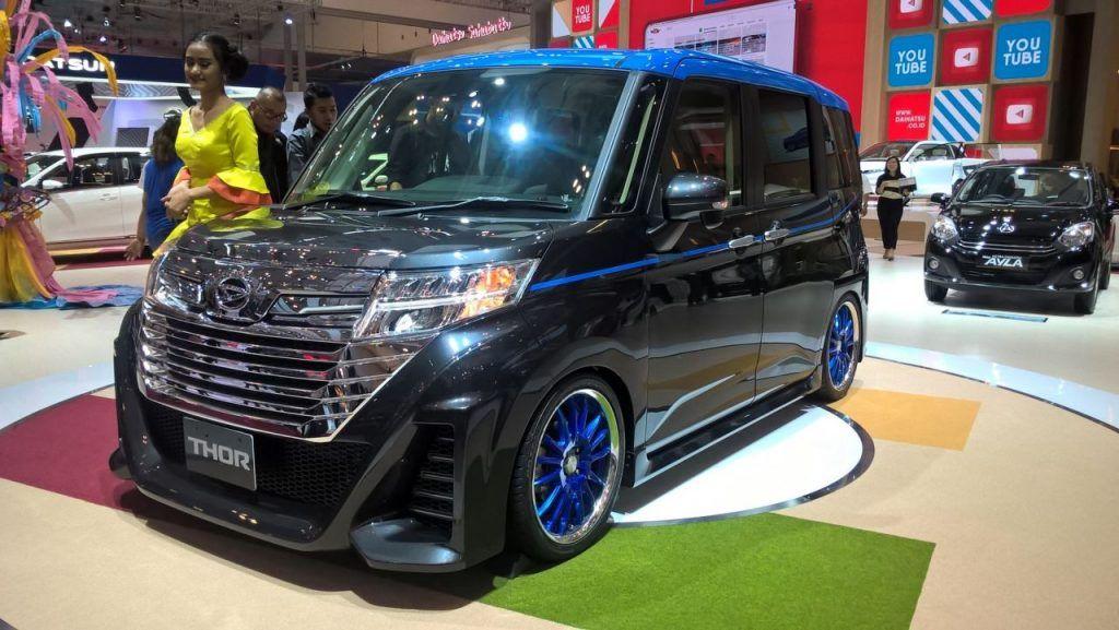 Daihatsu Thor Grand Custom Daihatsu Move Canbus Giias 2017