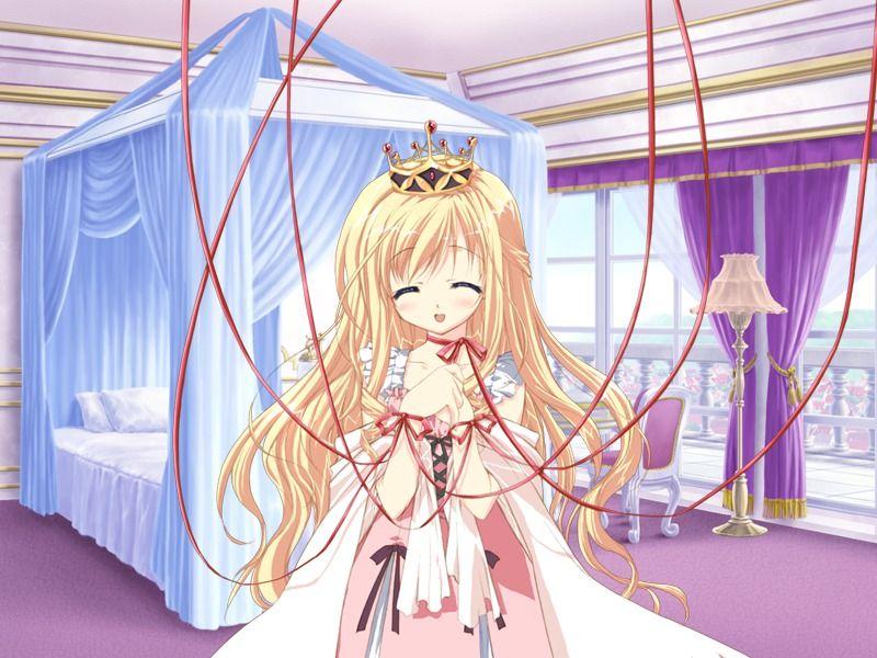 Cute Anime Princess Anime Princess Cute Blonde Hair Long Wallpaper With 800x600 Resolution Anime Princess Anime Anime Images