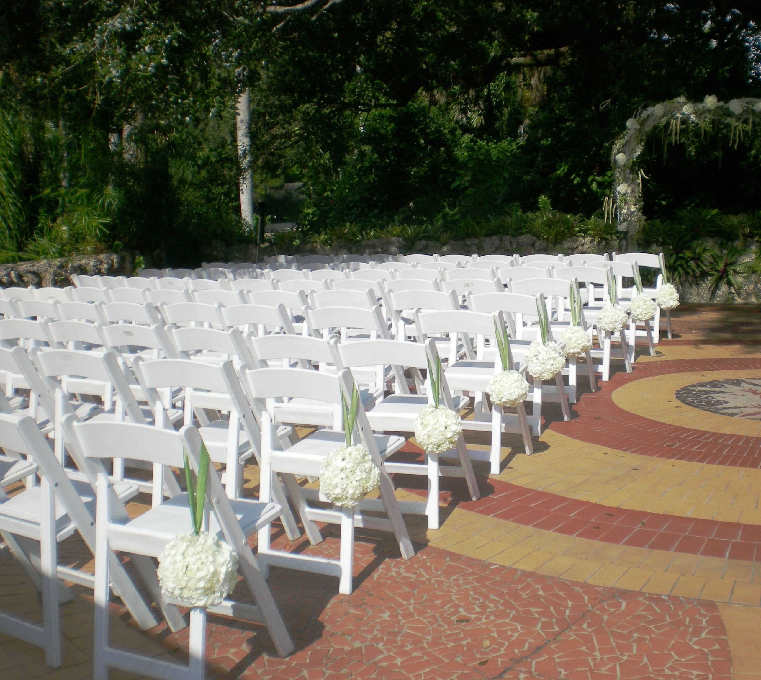 Reception Following Ceremony Wording: FOLLOW US NOW Beautiful And Wonderful Ceremony Decoration