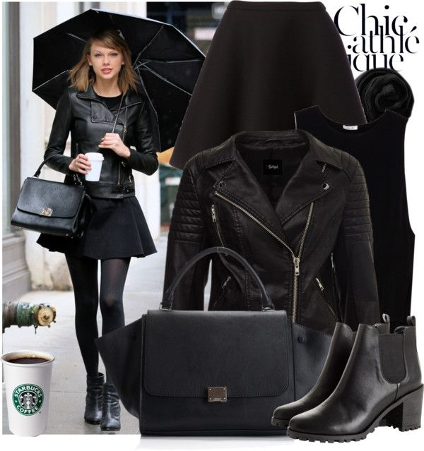 """""""SUMMER RAIN: Steal Taylor Swift's Style!"""" by eraining on Polyvore"""