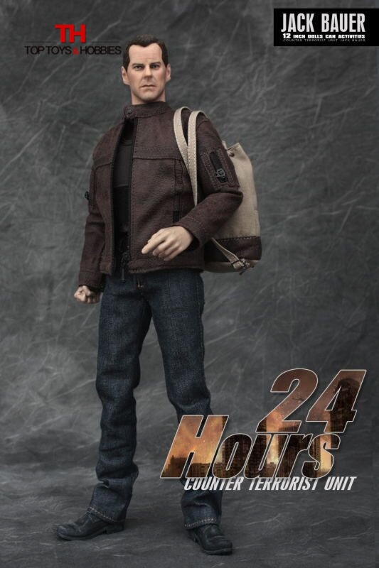 144.00$  Buy now - http://alii5h.worldwells.pw/go.php?t=32651078409 - BELET 1/6 Scale 24 'Vanguard Against Terrorism Jack Bauer Action Figure Model Collectible Action Figures Doll Toys Gift 144.00$