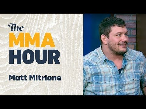 Matt Mitrione: 'It's Nice To Know The UFC Cannot Get Out of Its Own Way'