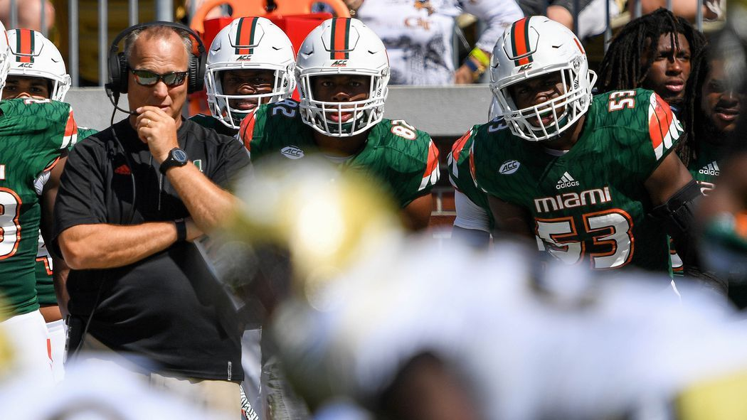 Miami looks to keep their undefeated season going vs a