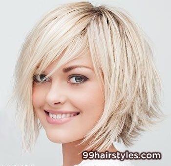 Medium Blonde Hairstyles Choppy Medium Blonde Haircut Idea  99 Hairstyles Ideas  Fashion