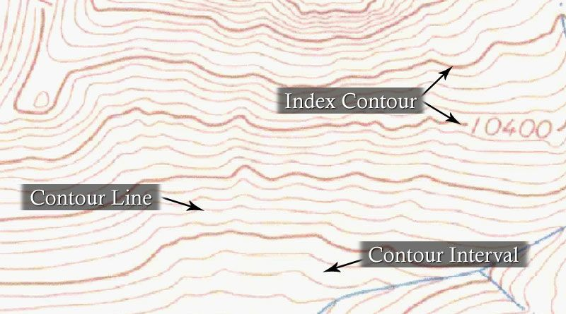how to read and interpret topographic maps | m a n l a n d ... Definition Of A Topographic Map on