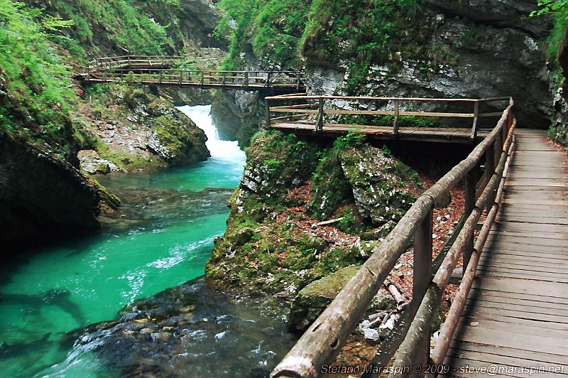Panoramio Photo Of Bled Area Slovenia Vintgar Gorge Places To See Famous Places Slovenia