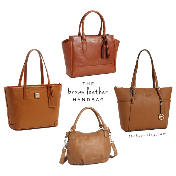 Coach Leather Bags 2015 | ... Michael Kors Jet Set Leather Tote ...