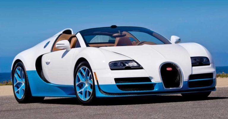 Revealed: The World's Most Expensive Car #bugattiveyron bugatti-veyron-16-4-grand-sport-vitesse #bugattiveyron