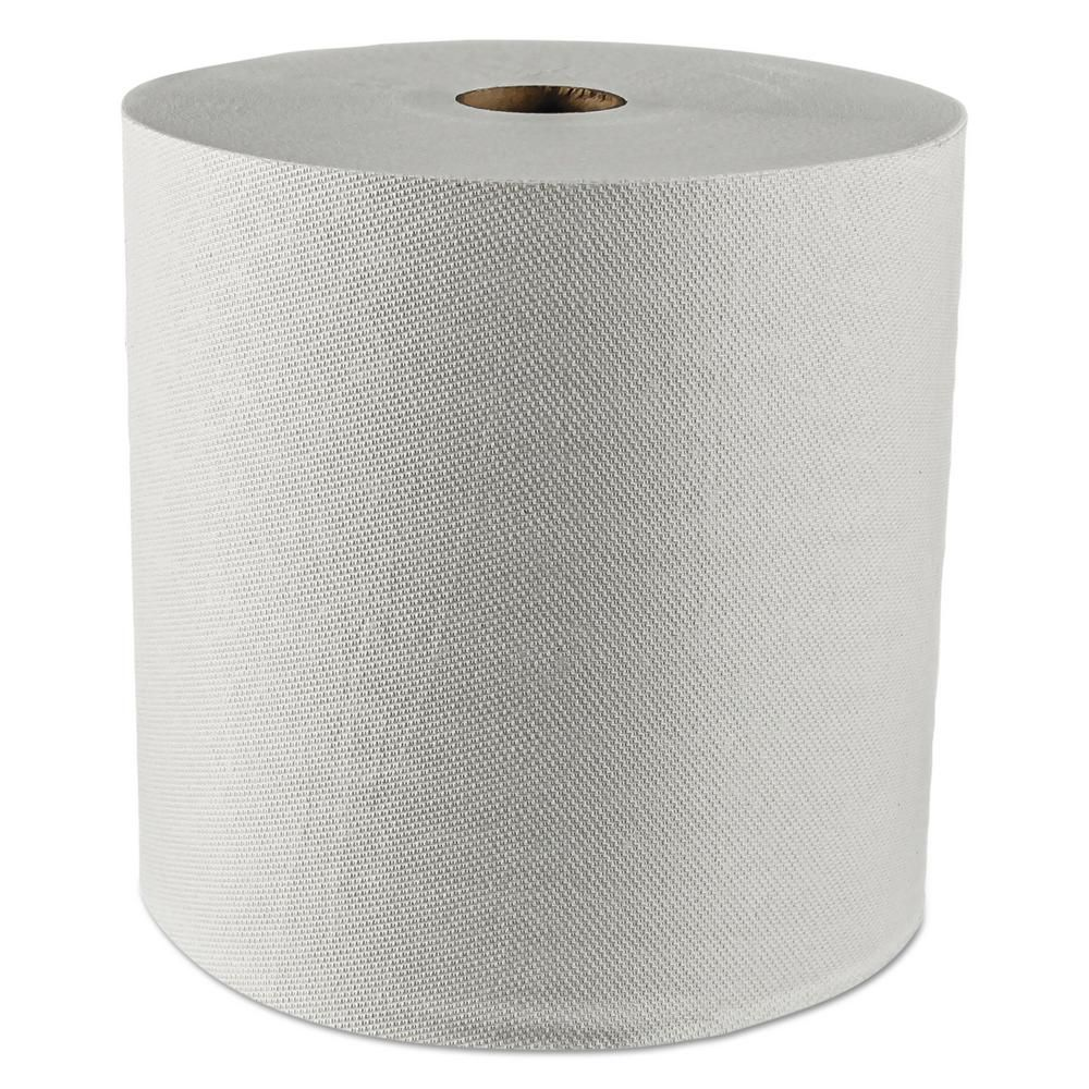 Scott Essential High Capacity Hard Roll Paper Towels 01005 White 1000 Roll 6 Paper Towel Rolls Convenience Case Paper Towel Rolls Hard Rolls Rolled Paper