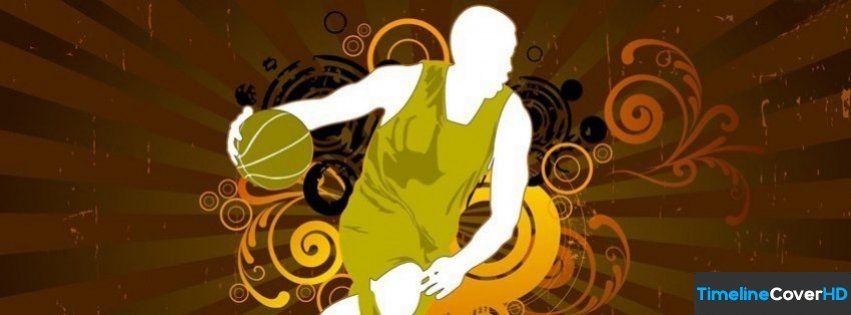 Basketball Facebook Cover Timeline Banner For Fb75