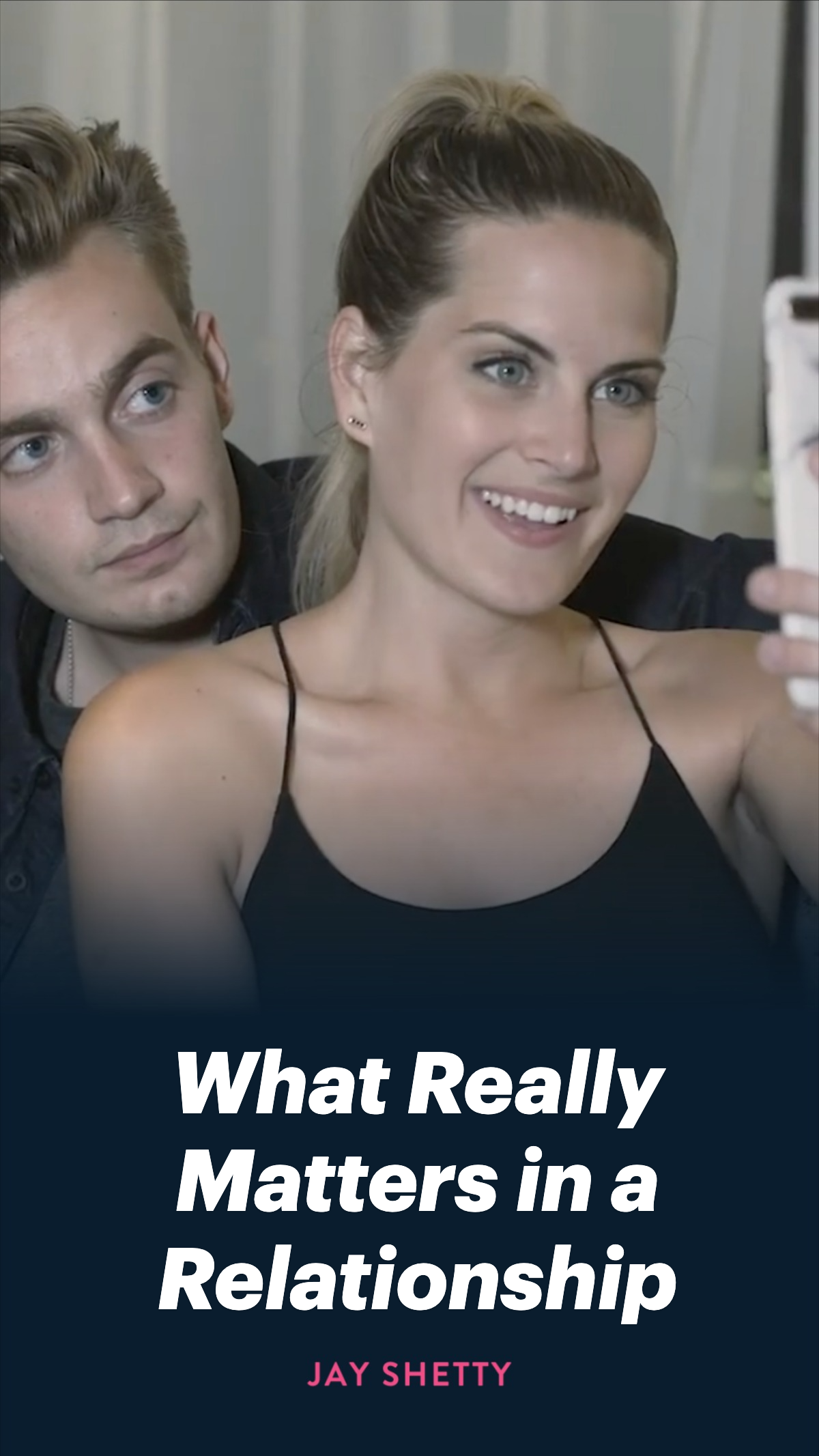 What Really Matters in a Relationship