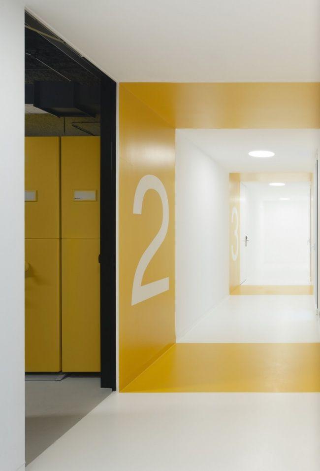 Aitor ortiz signal tique int rieure couloir - Affichage obligatoire cabinet dentaire ...