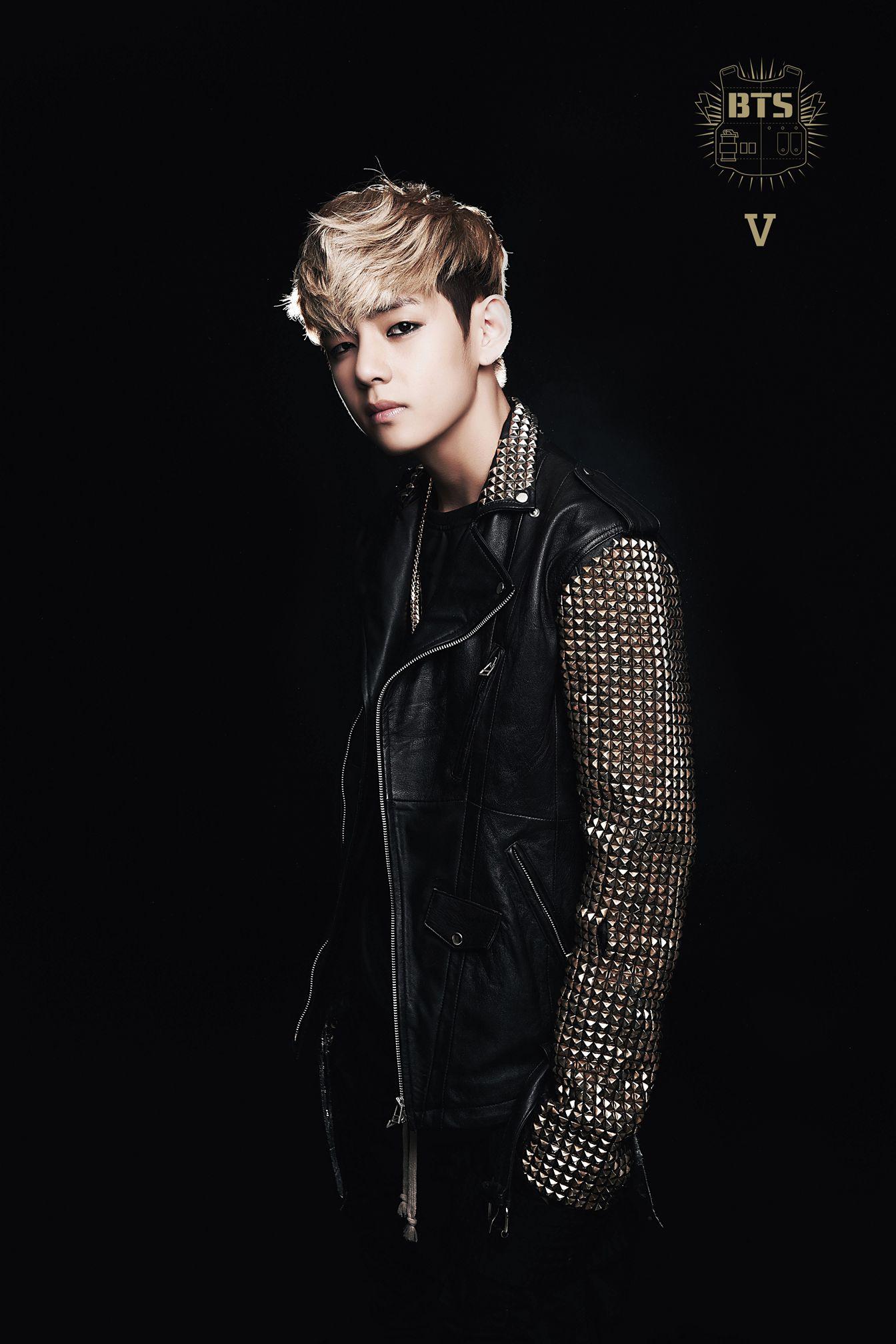 Bts Vvvvvvvvv Selebritas Taehyung Entertainment
