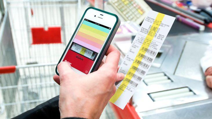 Presse - Auchan Selfscan Report: Der erste Nachhaltigkeitsbericht, der auf einen Kassenbon passt  