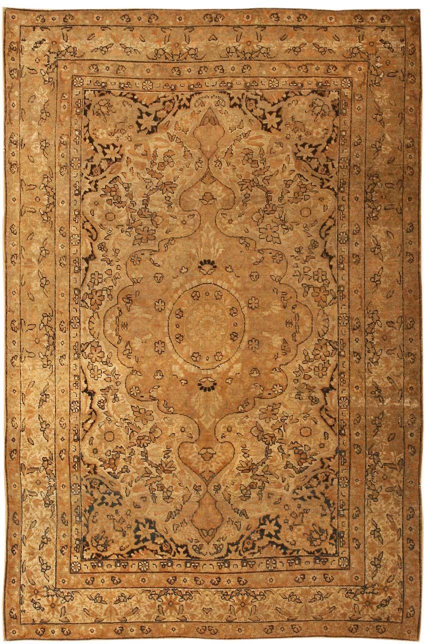 Antique Kerman Persian Rug 40891 Main Image - By Nazmiyal
