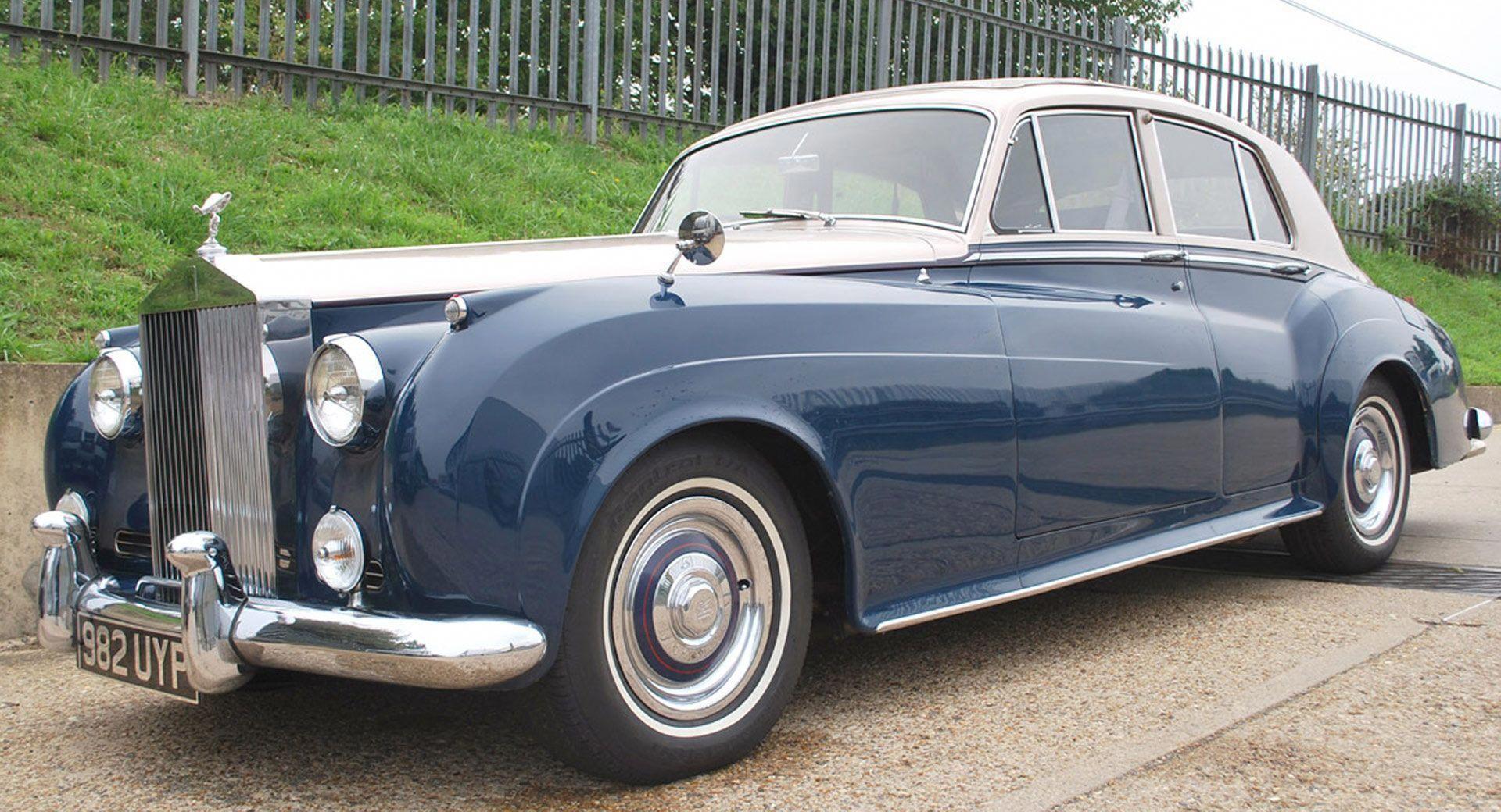 Rollsroyceclassiccars Rolls Royce Rolls Royce Silver Cloud