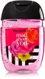 Mad About You Pocketbac Sanitizing Hand Gel Soap Sanitizer
