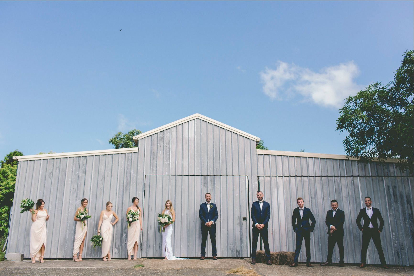 34f407dcede Cody and Cassie s elegant and effortless wedding