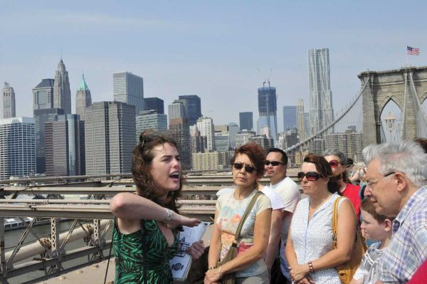 10 Great Guided Walking Tours Of Nyc