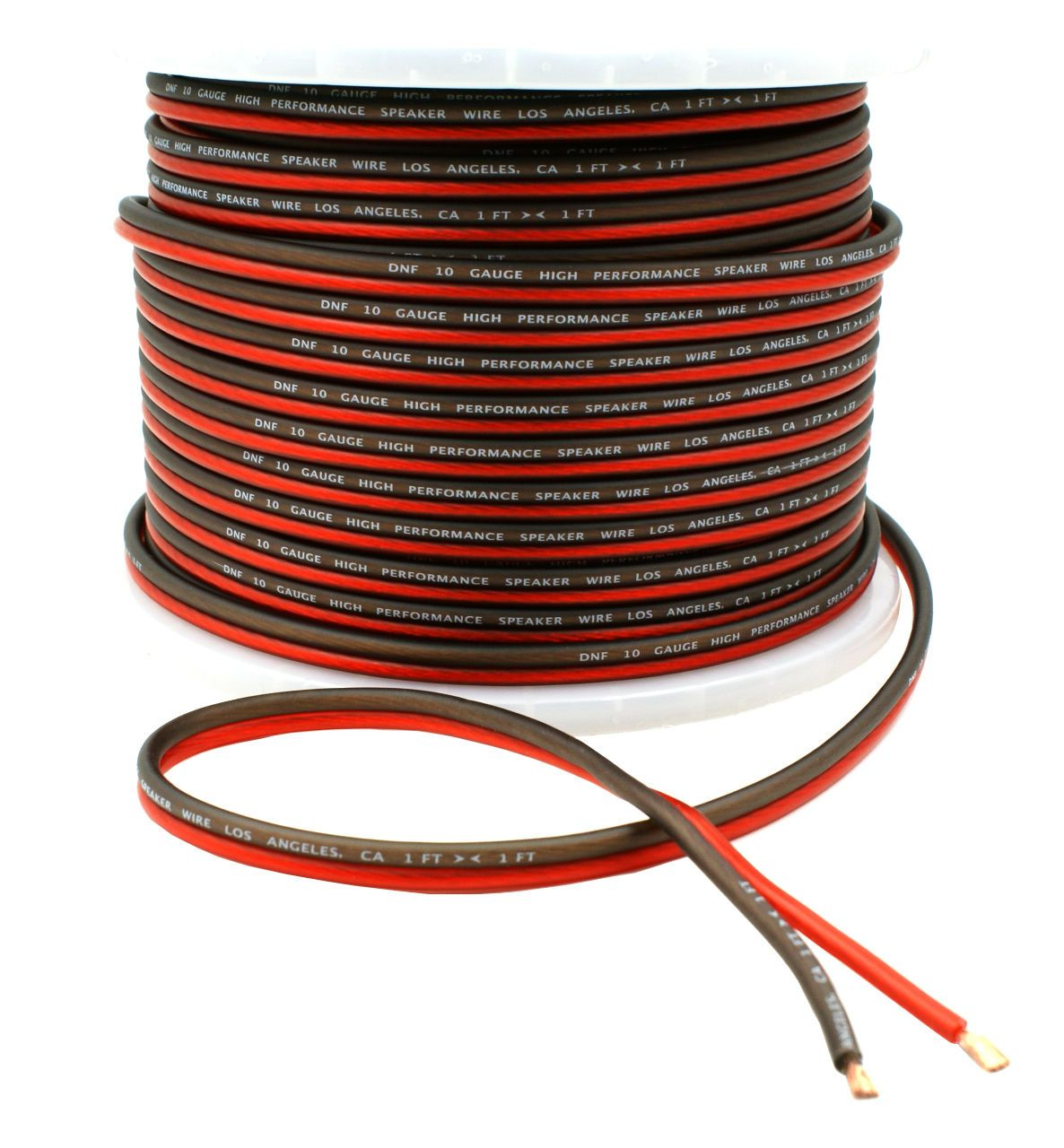 Dnf Car Audio Home Speaker Wire 10 Gauge 250 Feet High Performance Wiring Us Deals Cable 3465 End Date Wednesday Jul 4 2018usdeals