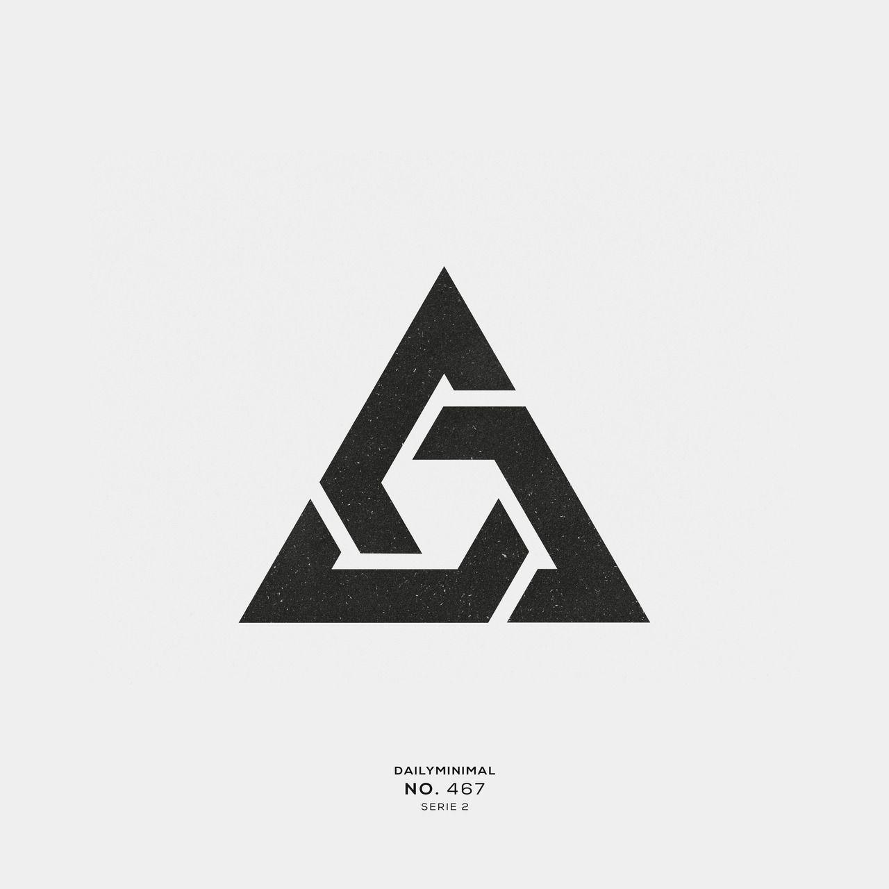 No 467 A New Geometric Design Every Day Geometric Logo Design Geometric Logo Logo Design Creative
