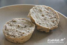 Buchweizen-Brötchen ohne Hefe, glutenfrei - KochTrotz | kreative Rezepte