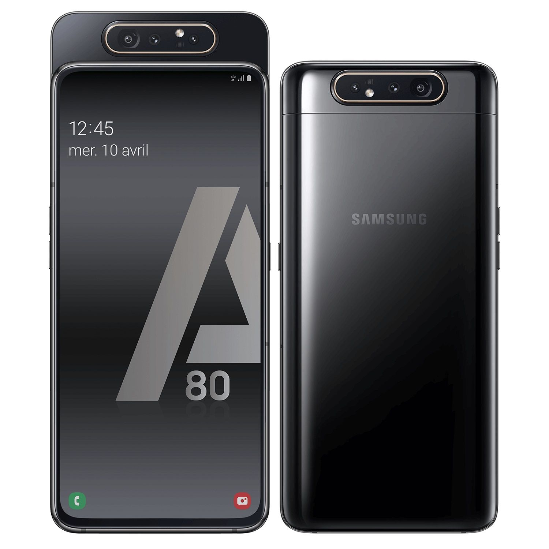 Smartphone Samsung Galaxy A 80 Noir à Prix Carrefour | Capas de ...