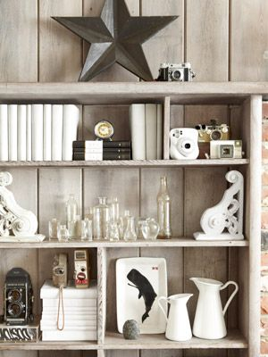 20 brilliant ideas for bookshelves   rustic cabin decor, glass