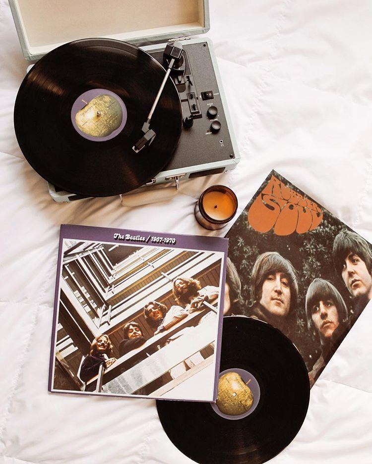 Uotechh Vinyl Music Music Aesthetic The Beatles