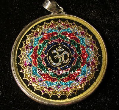 Om sacred geometry pendant amulets and pendants at optimysm om sacred geometry pendant aloadofball Gallery