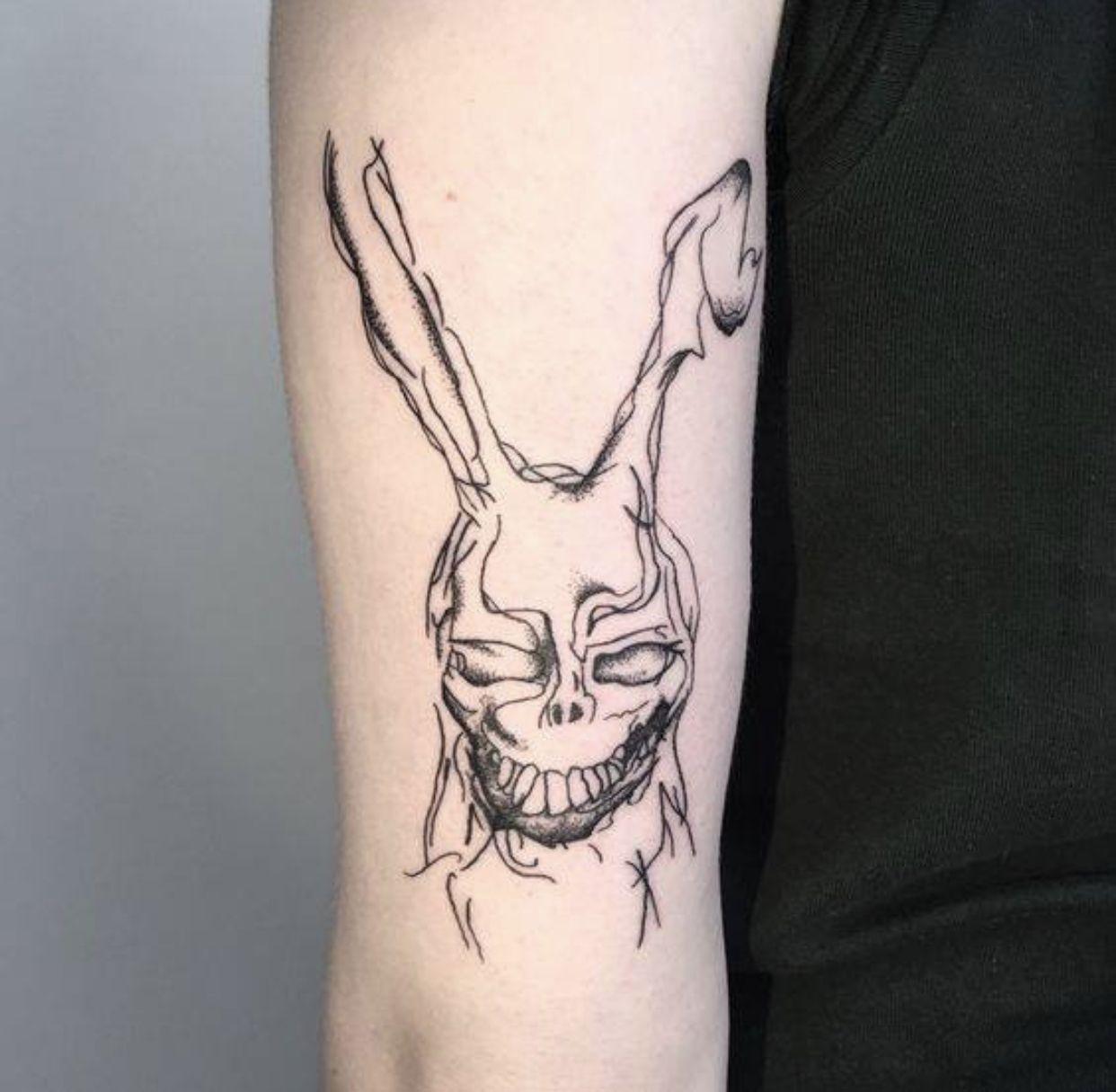 37++ Best Black rabbit tattoo shop ideas
