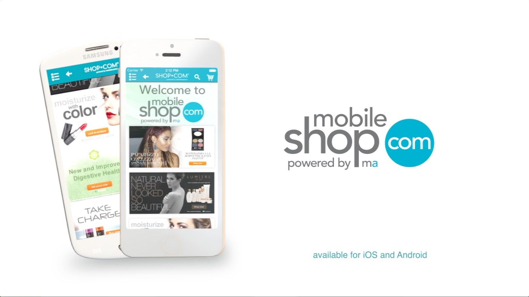 Shop Mobile Shop Anywhere