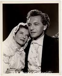 Image result for paul henreid and kate hepburn 1940s