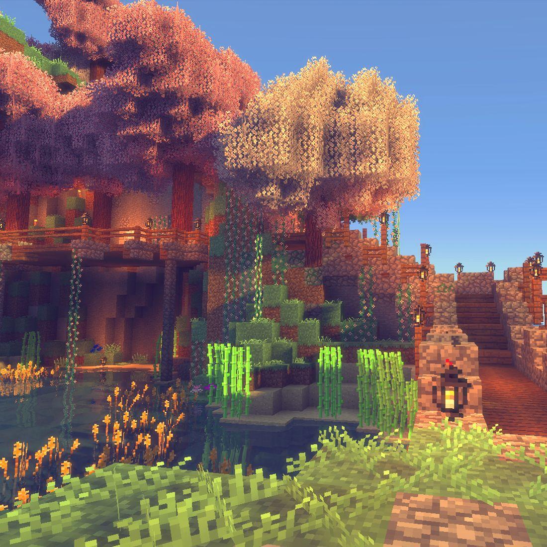 Minecraft Build 01 In 2020