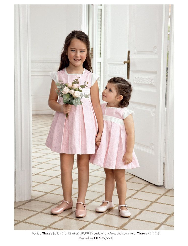 dd60ab8d8ea9 El Corte Inglés | moda infantil | Ropa para niñas, Vestidos para ...